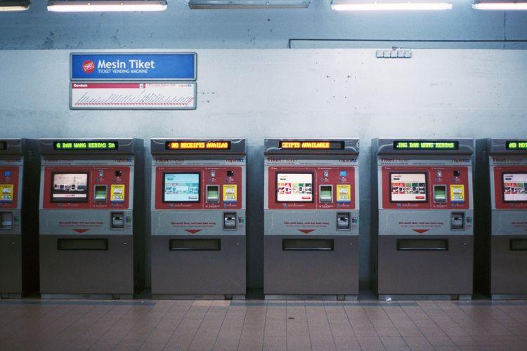 Train ticketing