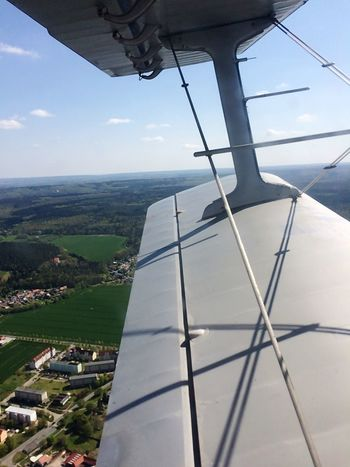 Flying Vatertag Ballenstedt Picture Niceday An2 Flugzeug Aircraft