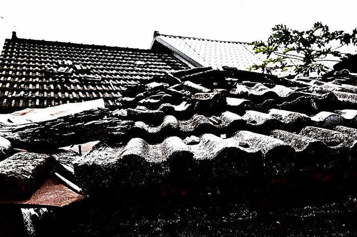 The rooftop of old Taiwanese house Check This Out EyeEm Best Shots Popular Photos Photography Art EyeEm Hello World Nikon Nikonphotography Hello World