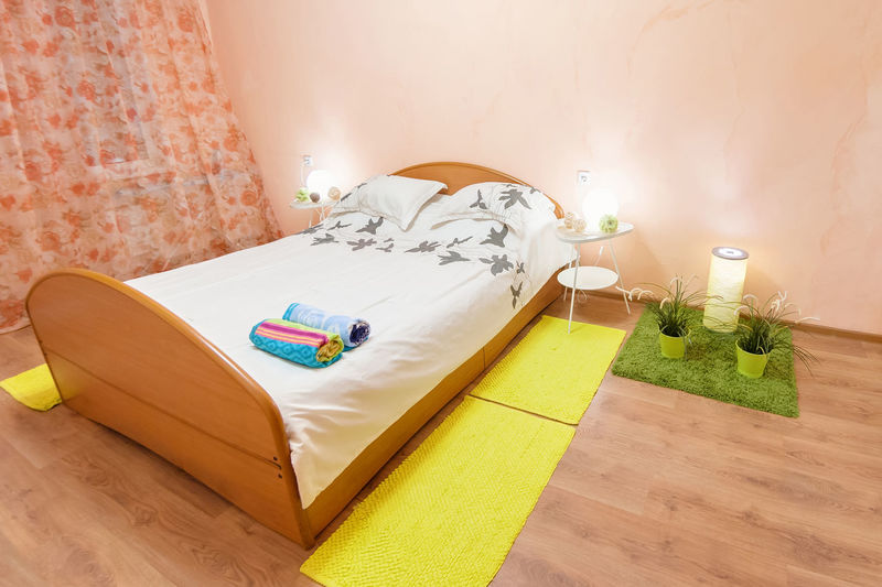 Indoors  Furniture Pillow Bed Domestic Room Home Interior No People Bedroom Cushion Still Life Table Illuminated Stuffed Wall - Building Feature High Angle View Lighting Equipment Comfortable Relaxation Wood - Material Toy Electric Lamp Cozy