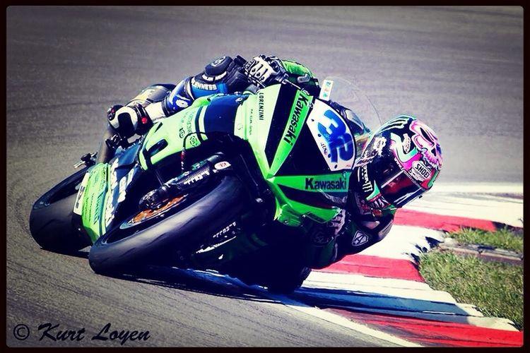 World Superbikes Sheridan Morais Kawasaki