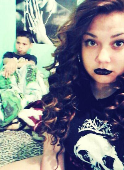 me & Gabriel