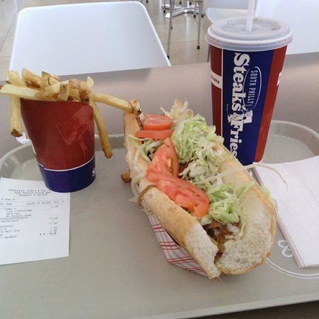 My flow Lunchbreak good food