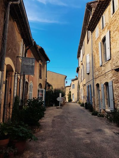 Exploring France Relaxing Rhône Travel Architecture Building City Countryside Grignan South Of France Summer Town Travel Destinations Vacation Village