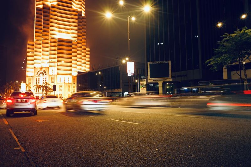 Night Road City