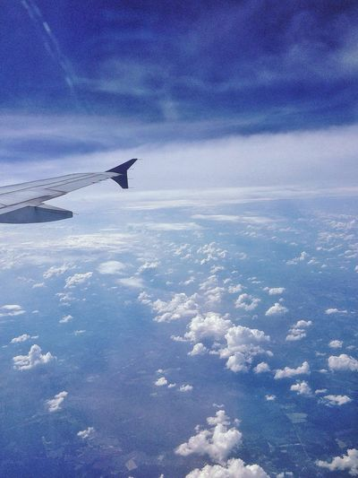 Did you really go on an airplane if you didn't take a window picture?