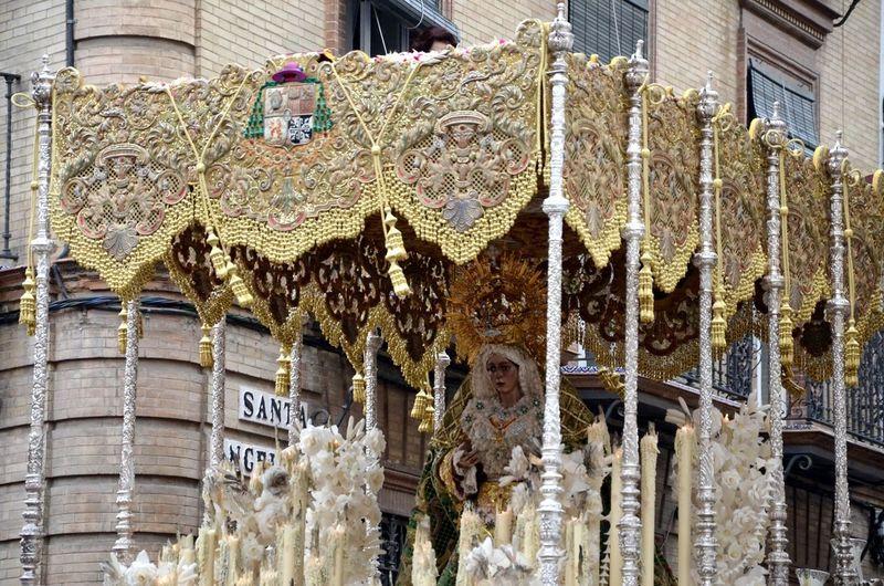 Esperanza Macarena Esperanza Nuestra Estrella De La Mañana Macarena! Paso De Palio Semana Santa Sevilla Seville
