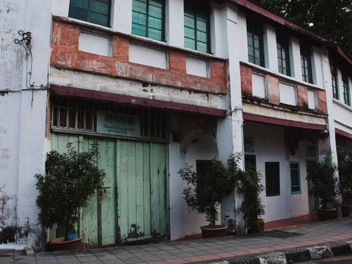 Street Photography Urban Landscape Urban Geometry Architecture Street Art in Georgetown Penang Malaysia South East Asia