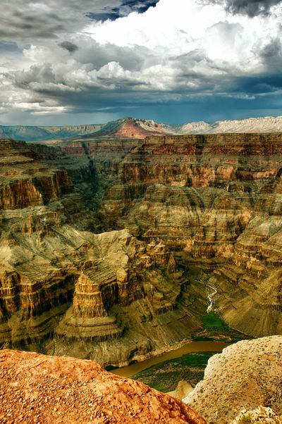 Grandcanyon Cloud - Sky Nature Growth Sky No People Outdoors Scenics Day Beauty In Nature Tranquility Tree Landscape Grandcanyonwest Iconic Landmark Travel Destinations Travel Photography Beauty In Nature