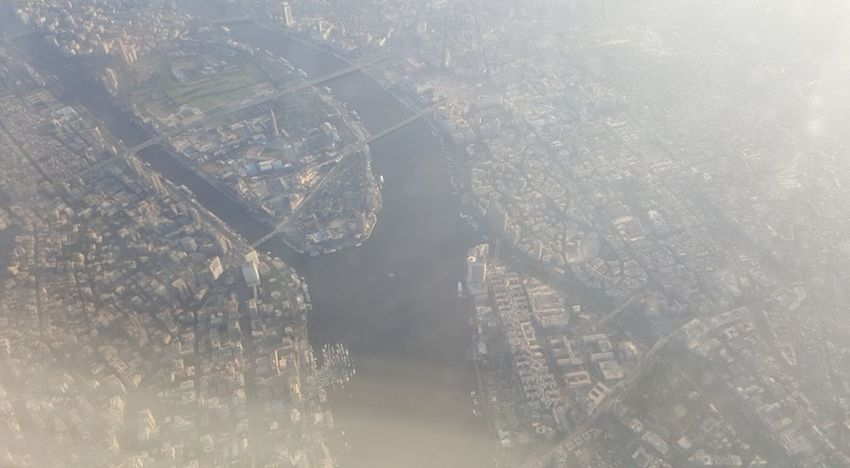 Aerial View Architecture Cairo Egypt Cityscape Day Egypt Nature No Edit/no Filter The Nile River Water