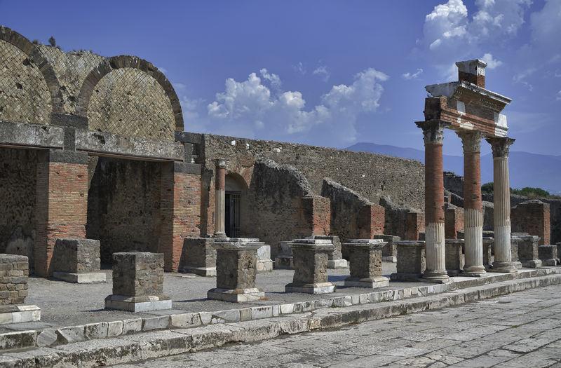 pompei History