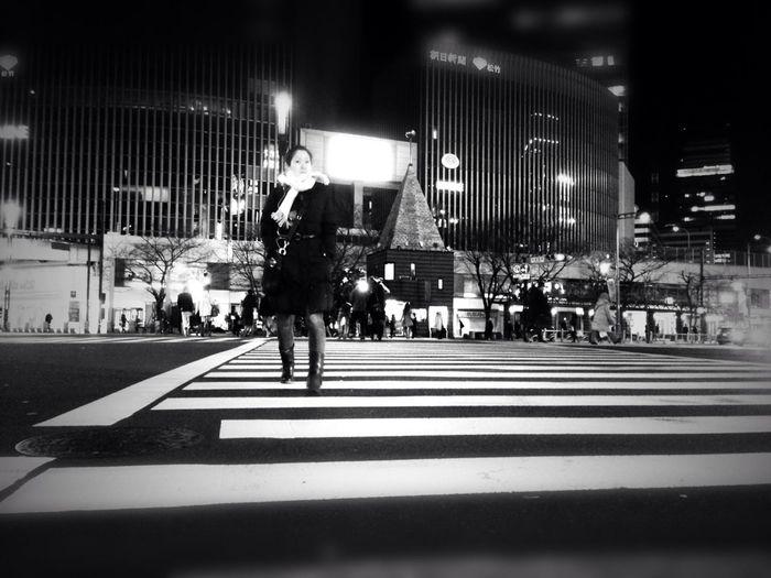 Streetphotography Traffic