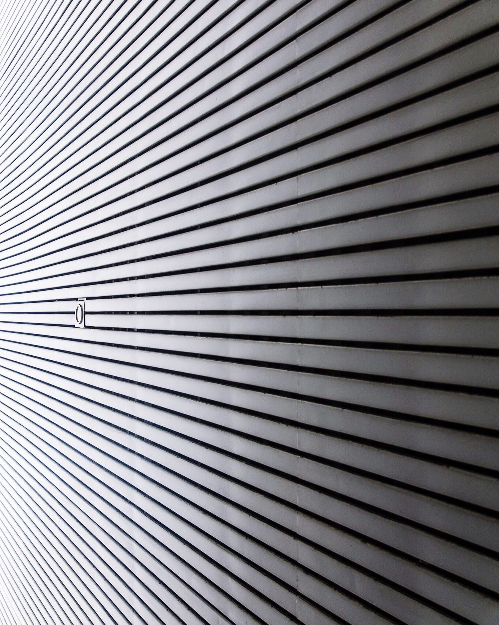 pattern, full frame, backgrounds, indoors, design, textured, repetition, wall - building feature, close-up, architecture, blinds, built structure, no people, wall, protection, metal, window, striped, day, low angle view