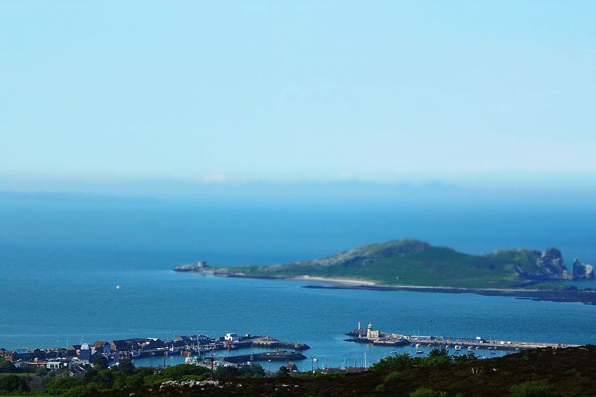 Howth Harbour Dublin Ireland🍀 Coastline Island Howth Head Hills Cycling Around