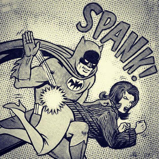 Pat Does Not Hurt ! Batman