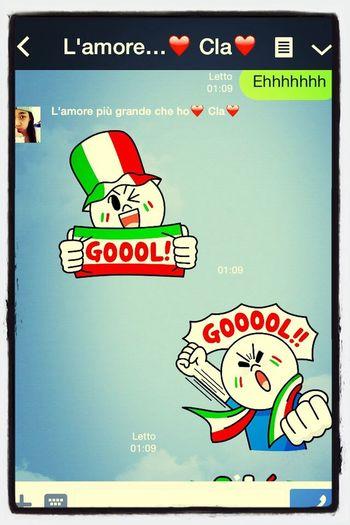 2-1 Azzurri❤️❤️❤️❤️?⚽️⚽️⚽️??⚽️⚽️⚽️⚽️ Forza Azzurri! MONDIALI Italia Vittoriaaaaaaa;)