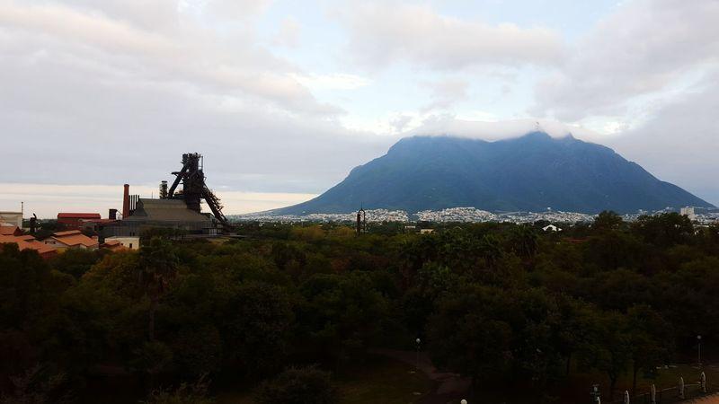 Monterrey CerroDeLaSilla Visitamexico