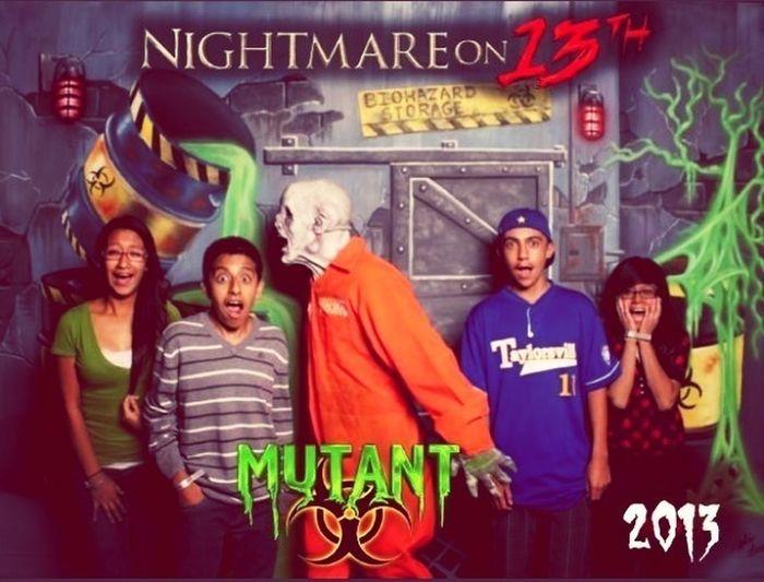 Nightmare On 13