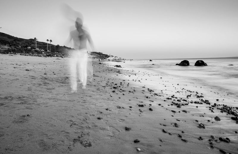 Beach Black And White Blackandwhite California Day Motion Ocean Oroszphotography Real People Sand Sea Splashing Vacations Water Live For The Story The Photojournalist - 2017 EyeEm Awards