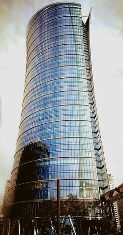 Spire Skyscraper Architecture Modern City Building Exterior Built Structure No People