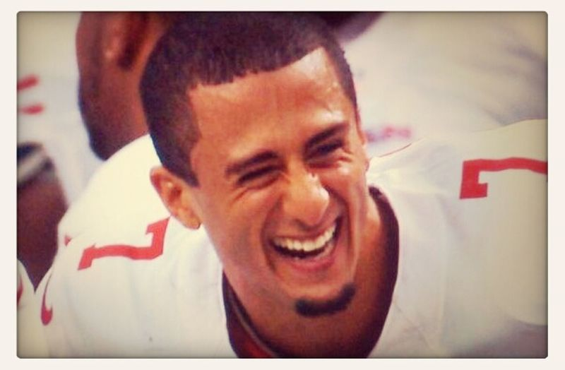#49ers #win #gameday #kaepernick