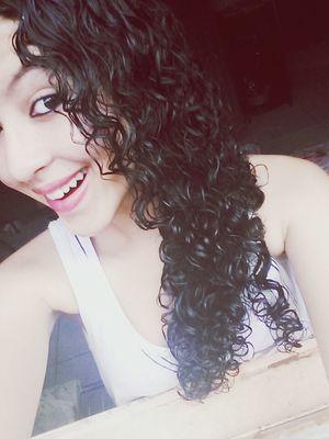 Hair Curly Hair ❤ First Eyeem Photo