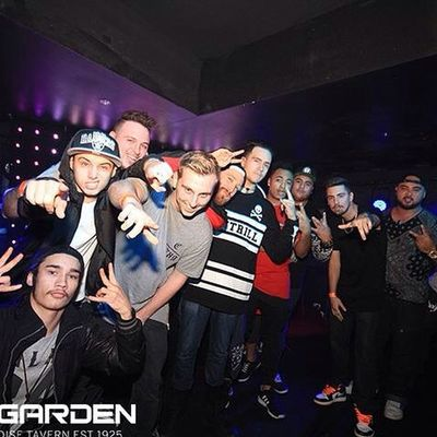 Just before we opened for Bow Wow. BMM | Elysium. Bowwow GoldCoast Bmm Beergarden