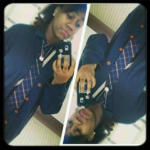 earlier at school I was bored Ah