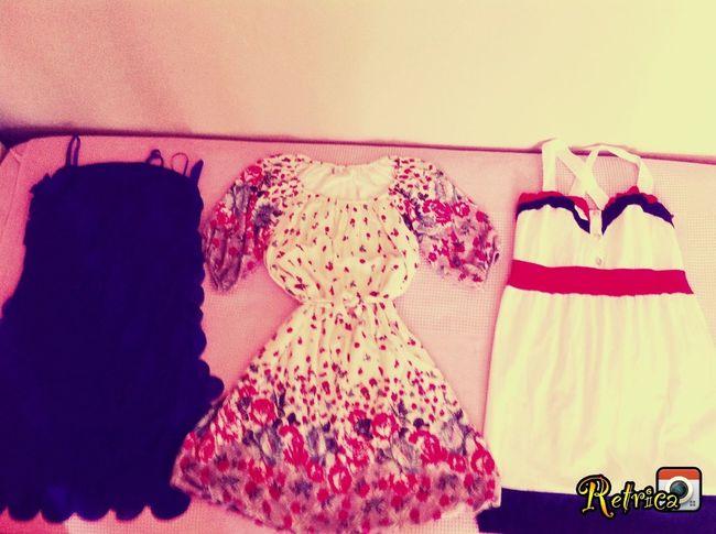 elbiselerim :)
