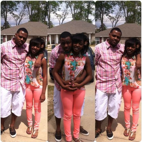 My Love & I On Easter Day