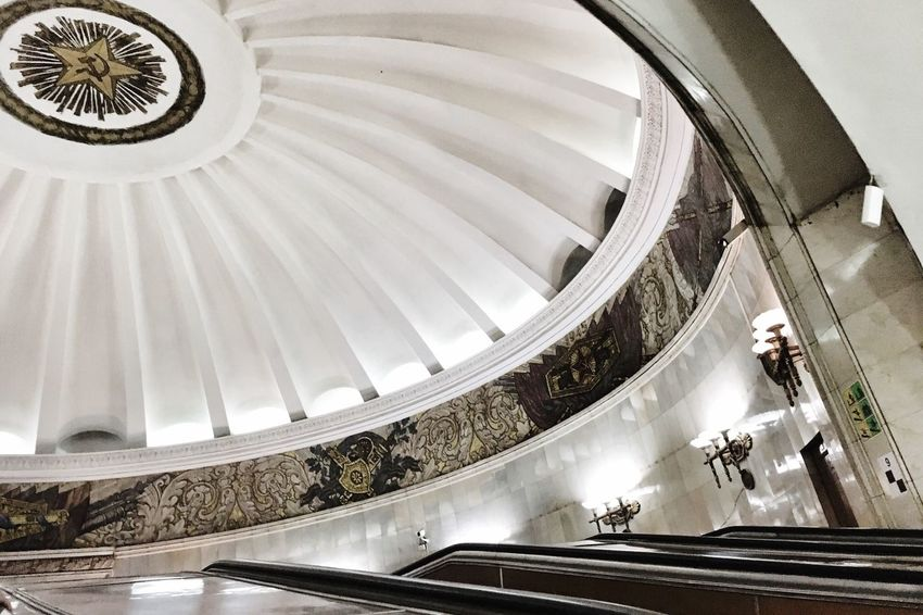 Notes From The Underground Public Transportation Moscow Metro Stations Moscow Subway