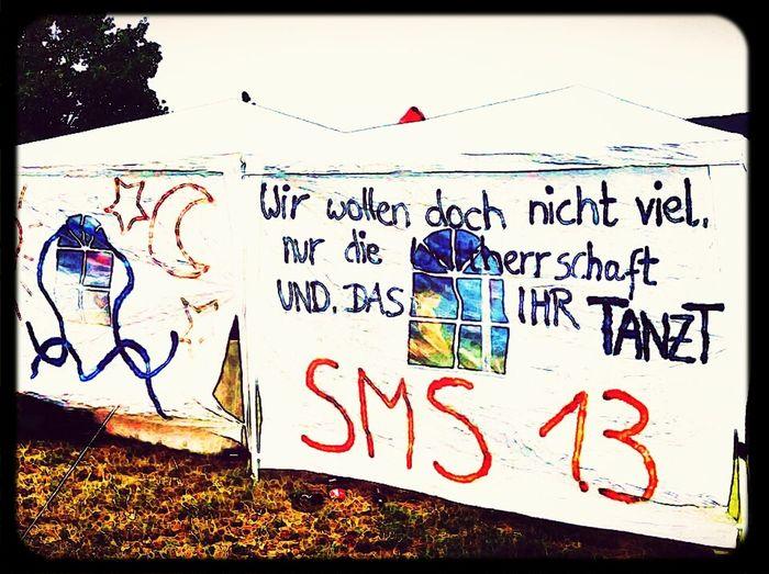 """""""Wir wollen doch nicht viel, nur die Weltherrschaft und dass ihr TANZT!"""" Sonnemondsternefestival x7 Festival Smsfestival 2013"""