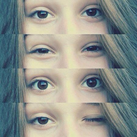 My Eyes Natural Beauty Taking Photos