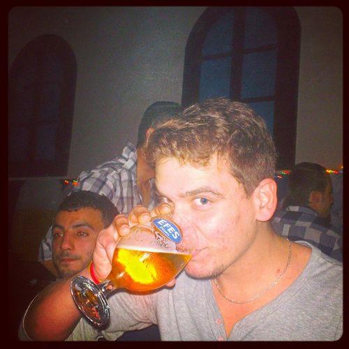 Me Drunk Beer
