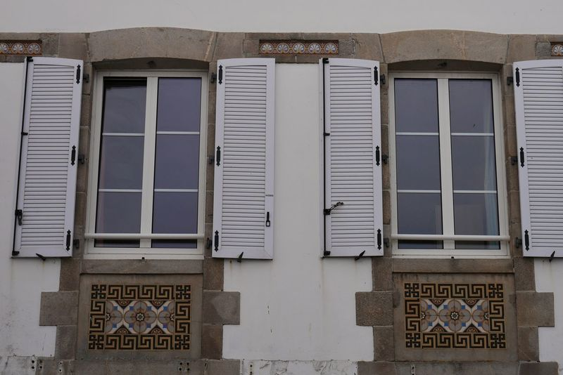 Architectural Detail Architectural Feature Architecture Architecture Architecture_collection Breizh Bretagne Building Exterior Built Structure Exterior Façade Facades Façade No People Outdoors Piriac Piriac-sur-mer Street Photography Streetphotography Window Windows