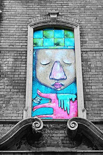 Street Art Belfaststreetart Streetphotography Belfast Mcgaffinphotography BeCreative Colorsplash Graffiti