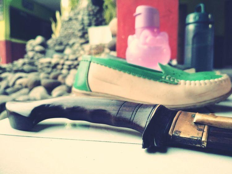 balance Silat Golok Flatshoes Tupperware Indoors  Bottle No People Close-up Day