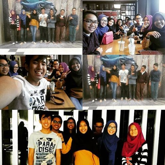Full of laugh and happiness 💞 Reunion Seascout smkluak smkdp 🙆Enjoy after taking pt3 results 🌚 Goodluck on your future guys see you again 😭 jalgaeyo 😢 *tag yourself 😋