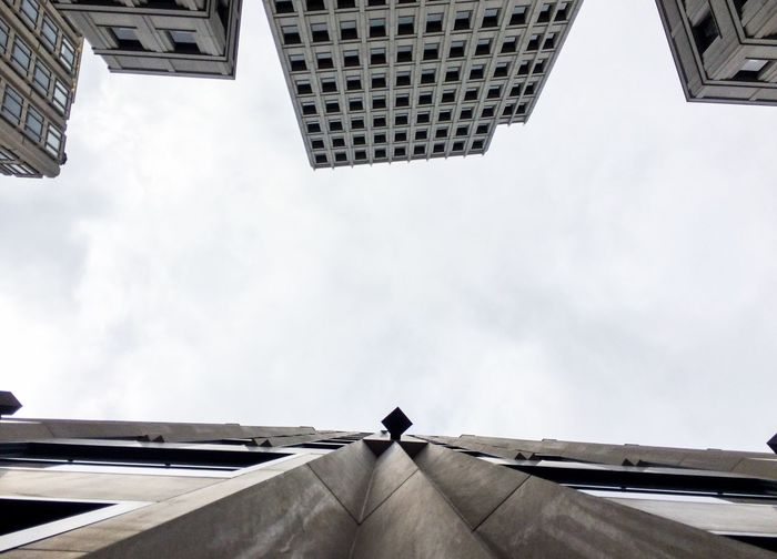 The Architect - 2014 EyeEm Awards Lookingup Architecture Berlin
