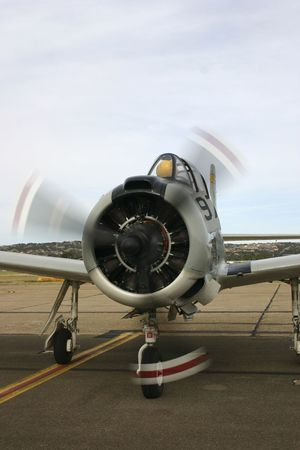 Historic Aircraft - T28 Trojan c1949 Travel Travel Photography Aerospace Industry Air Show Air Vehicle Airplane Airplane Wing Airport Airport Runway Close-up Day Fighter Plane Historic Aircraft Military Airplane No People Outdoors Propeller Airplane Restored Runway Sky Technology Vintage Aircraft