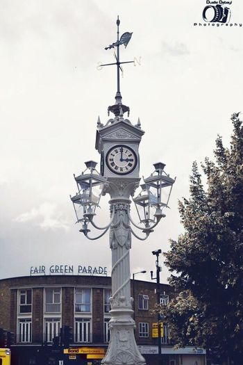 Mitcham clock tower Built Structure Clock Tower No People Streetphotography Photography Somali Somaliland Somali Photography Clock Building Exterior Architecture London LONDON❤ U.K. Mitcham First Eyeem Photo