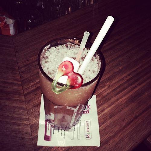 Mai Tai mit eingebautem #Seeetup ;) Drink Sweets Cocktail Aachen Sweetup Sausalitos Seeetup Maitai Aixlachapelle Getraenk
