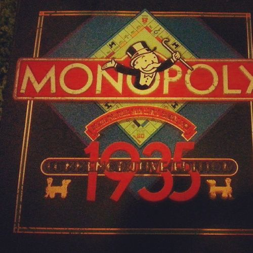 Monopoly Argent Peron USA play