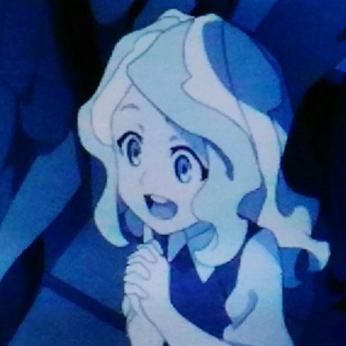 Anime Animelover Animegirl Anime Girl Little Witch Academia