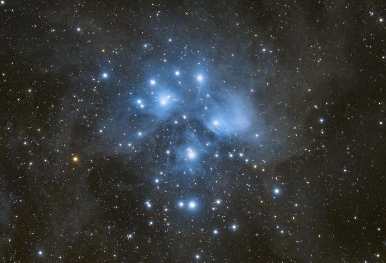The Pleiades -