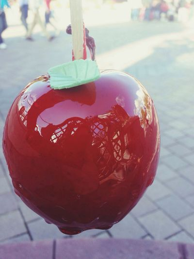 Disneyland Disney Apple Love ♥