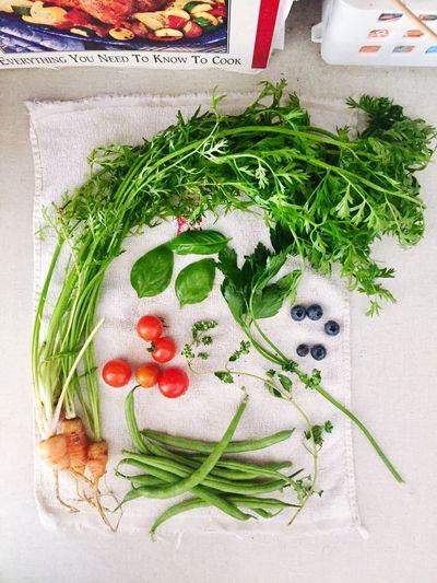 Veggies Colors Farmtotable Fruit Kitchen