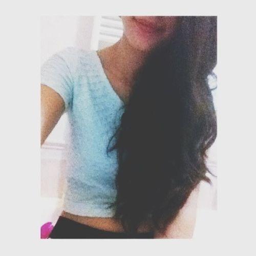 ?? Girl Gimnastics Long Hair