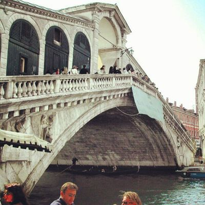 #venice #bridge #water #igers #igfamos #instagood Water Bridge Venice Igers Instagood Igfamos