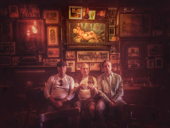 The Meditation Crew @ McSorley's Ale House, NYC - 2016 EyeEm Best Edits EyeEm Best Shots HDR Master Class IPhoneography 6s IPone Edits W/ Snapseed Layers Blended W/ PS CC 2016 Showing Imperfection